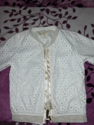 Od skaja - Srbija: Bela jaknica od skaja 4