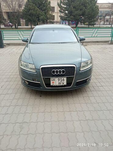 Audi A6 2.4 л. 2004