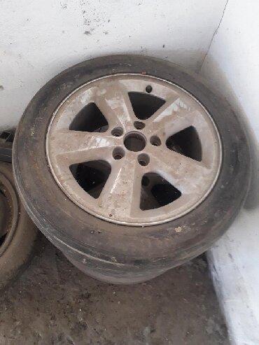 аренда форд транзит в баку в Ак-Джол: Продаю Диски от форда 16р