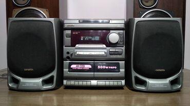 Продаю муз центр AIWA недорого. радио и AUX