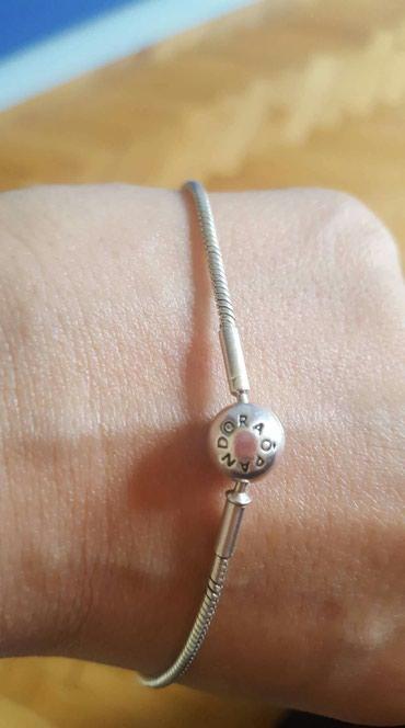 Ostalo | Ub: Pandora narukvica original.Nosena svega nekoliko puta.Nema ostrecenja