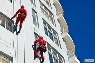 Высотные работы - методом в Бишкек