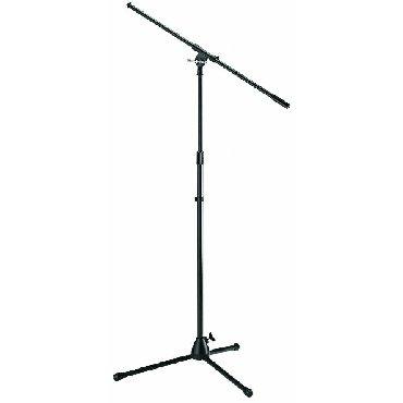 """Стойки для музыкальных инструментов в Кыргызстан: Стойка для микрофона (типа """"Журавль"""") Nomad NMS-6606"""