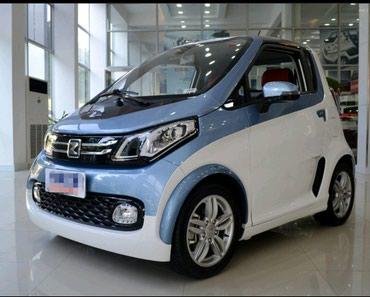 Электромобиль производство КНР. Zotye E200 в Бишкек