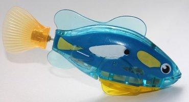 РобоРыбка светодиодная, RoboFish (РобоФиш) - это инновационная рыбка, в Бишкек