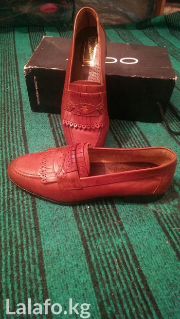 Мужские туфли casablanca made in italy,размер 43. в Бишкек