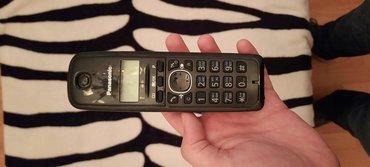 Stasisonar Ev Telefonu Panasonic, ideal veziyyetde, qutusunda, her bir