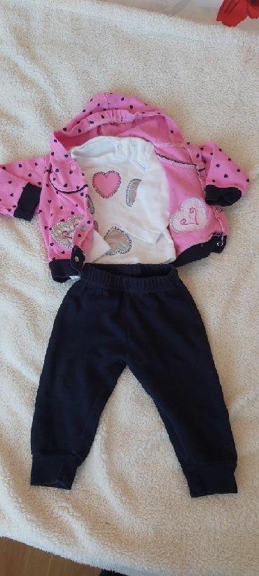 Dečija odeća i obuća - Zabalj: Velicina 62  Cena 750