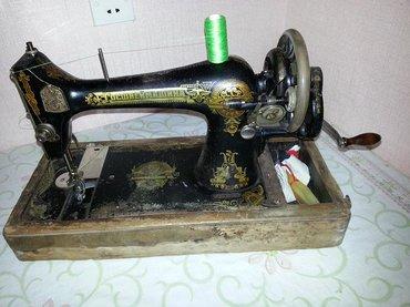 Швейная машина ,работает , в хорошей в Bakı