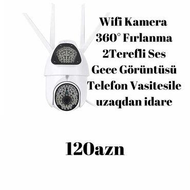 221 elan: Wifi Kamera tam yenidirMağazadirÖdenişsiz Çatdirilmada