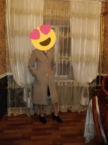 Кашемировое пальто ! В идеальном состоянии размер 40-42 в Кант