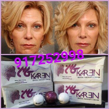 Karen набор креми ботокс чавонкунанда зидди ожангхои мимики
