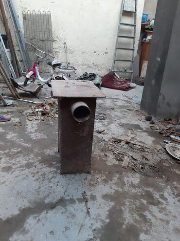 Kömür odun - Azərbaycan: 15 an Odun peci
