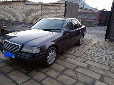 Mercedes-Benz C-Class 1.8 л. 1993