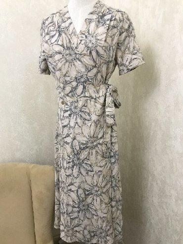 летнее платье с запахом в Кыргызстан: Осталось 2 размера! Платье на запАх