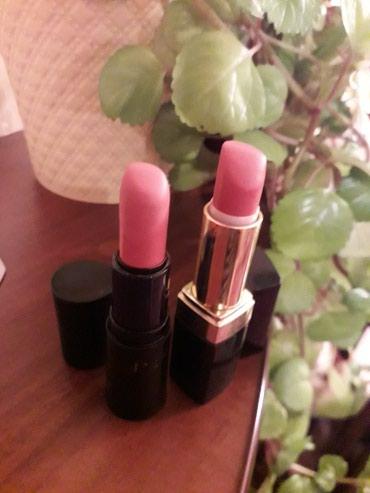 Kosmetika Bakıda: Prodayutsa 2 pamadi firmi Note i Golden rose. odna matovaya drugaya