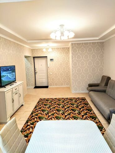 проекты домов бишкек 2017 в Кыргызстан: Индивидуалка, 2 комнаты, 45 кв. м