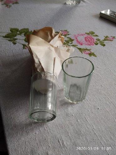 Посуда в Кыргызстан: Стаканы гранёные (рюмки 100гр) 15шт нахожусь в районе