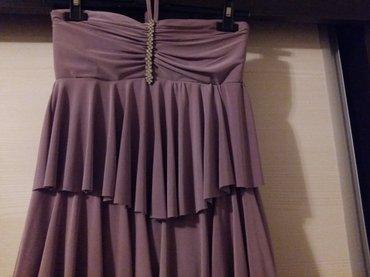 Prelepa haljina, skroz nova, samo probana, bez ikakve greske. Uzivo - Novi Sad - slika 2