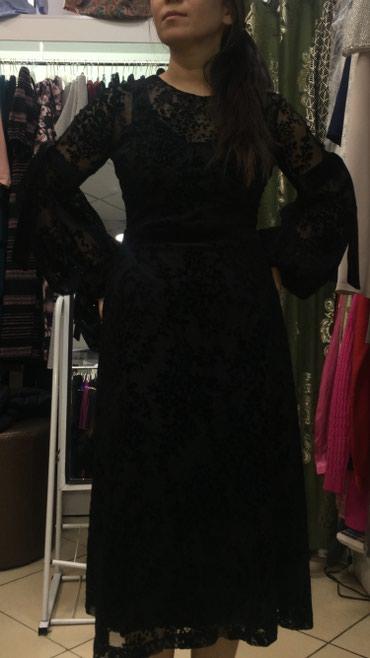 Продаю новое платье 38 размер М. Турция  в Бишкек