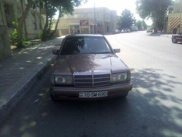 audi 200 21 quattro - Azərbaycan: Mercedes-Benz 190 2 l. 1992 | 705600 km