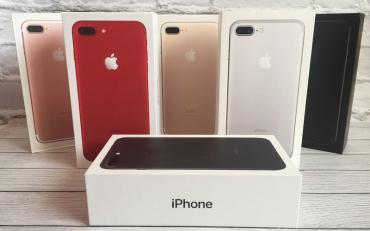 Продаю коробки Apple Iphone 7Все цветаОригинал 100%Цена за 1штВсе
