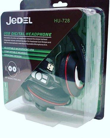JeDEL Hu-728 Qulaqcığı 25azn Say var. Metrolara pulsuz çatdırılır