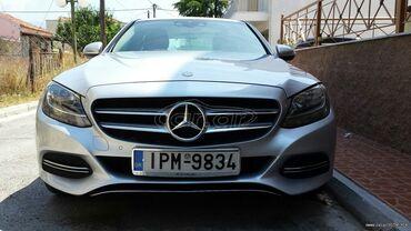 Mercedes-Benz C 180 1.6 l. 2014 | 60280 km