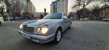 подстаканник w210 в Кыргызстан: Mercedes-Benz E 320 3.2 л. 1997 | 400000 км