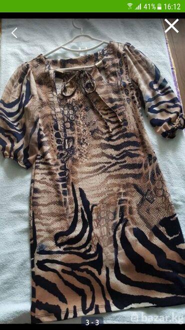 платья весна лето в Кыргызстан: Продаю платье б/у,производство Турция.В отличном состоянии.Цена 400