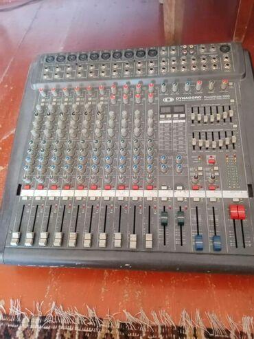 Dynacord 2ci versiya10 kanal(2×700)2eded Sound King kalonka cut sekaku