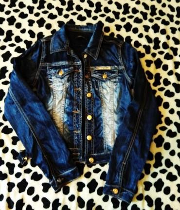 Женская джинсовая куртка от Roberto Cavalli, Италия, оригинал