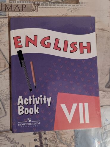 samsung ativ book в Кыргызстан: Продаю Activity Book English 7 Состояние 10/10 Цена окончательная!