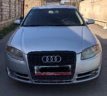 audi 100 qapıya - Azərbaycan: Audi A4 2005