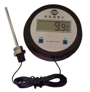 термометр бишкек in Кыргызстан | ГРАДУСНИКИ, ТЕПЛОВИЗОРЫ: Термометр электронный LCD-280SМагазин 220volt.kg Наш адрес : г