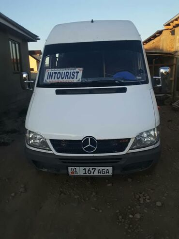 Mercedes-Benz в Кыргызстан: Mercedes-Benz 270 2.7 л. 2004