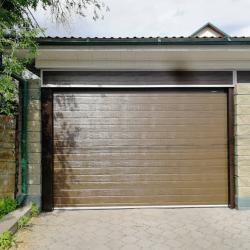 где делают ворота для дома в г бишкеке в Кыргызстан: Секционные ворота,  гаражных ворот желательно решить еще в процессе пр