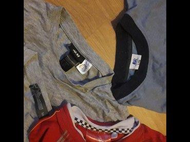 Decije majice vel. 110 / 5 - Prokuplje
