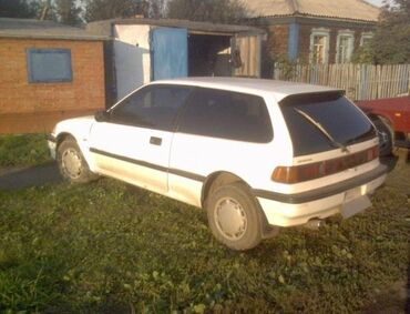 Honda в Ак-Джол: Honda Civic 1988