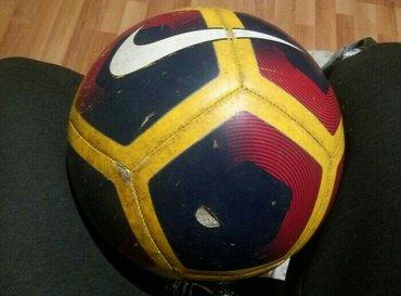 NIKE Pogledaj te slike! Original fcb Nike lopta za fudbal, - Kragujevac