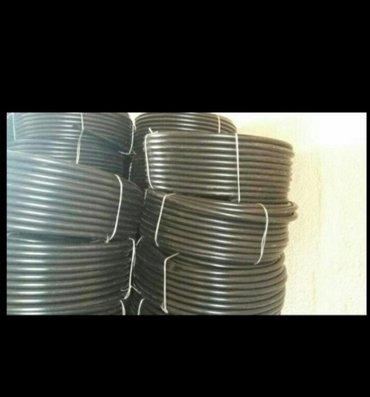 черный suzuki в Ак-Джол: Продаем трубы( шланги) черные полиэтиленовые для воды (5,6 и10