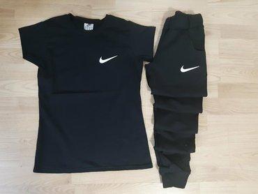 Komplet trenerka i majica 1800 dinara S, m,l, xl, xxl
