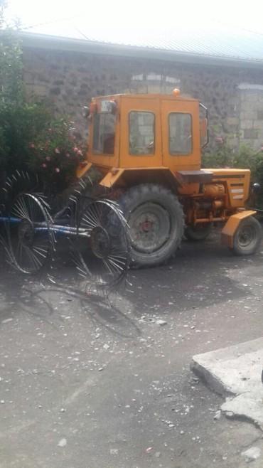 Zaqatala şəhərində Kənd təsərrüfatı maşınları