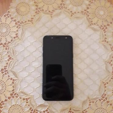 Samsung Ağdaşda: İşlənmiş Samsung Galaxy A6 32 GB qara