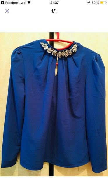 сумка с сваровскими камнями в Кыргызстан: Рубашки и блузы Amn S