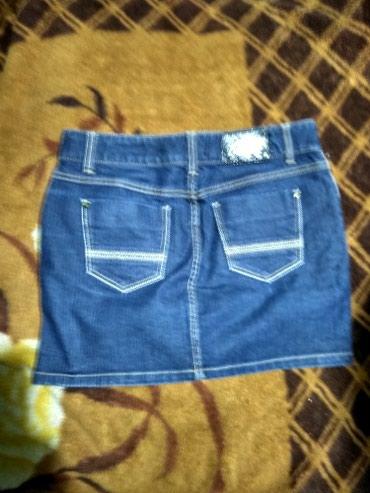 Юбка джинсовая размер 38 в Бишкек