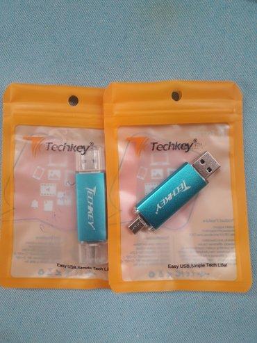 Şəmkir şəhərində Techkey Flas kart Telefon USB Girişi Və Kompyuter USB Girişi