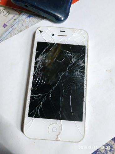 Продаю телефоны на запчасти iPhone 4s в Бишкек