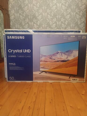 ‼ SAMSUNG- Tv- 126 ekran- 50 düyüm.‼ Qiymət : 1000 azn. Təzə və