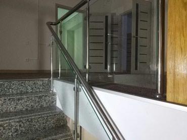 Перила! Поручень! Перила со стеклом! в Бишкек